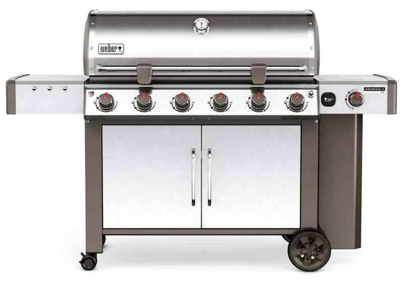 Weber Genesis II S-640 LX