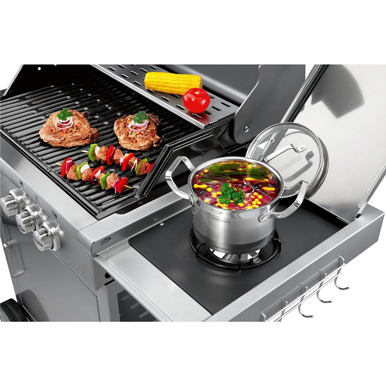 Kochstelle des Profi Cook PC-GG 1058