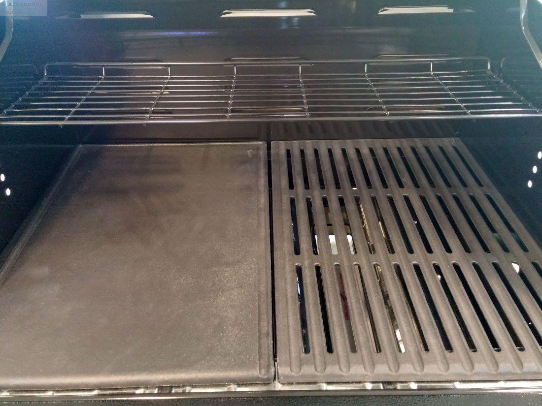 Rösle Gasgrill Wird Nicht Heiss : Gasgrills grillzubehör grillkurse bei santos grills shop