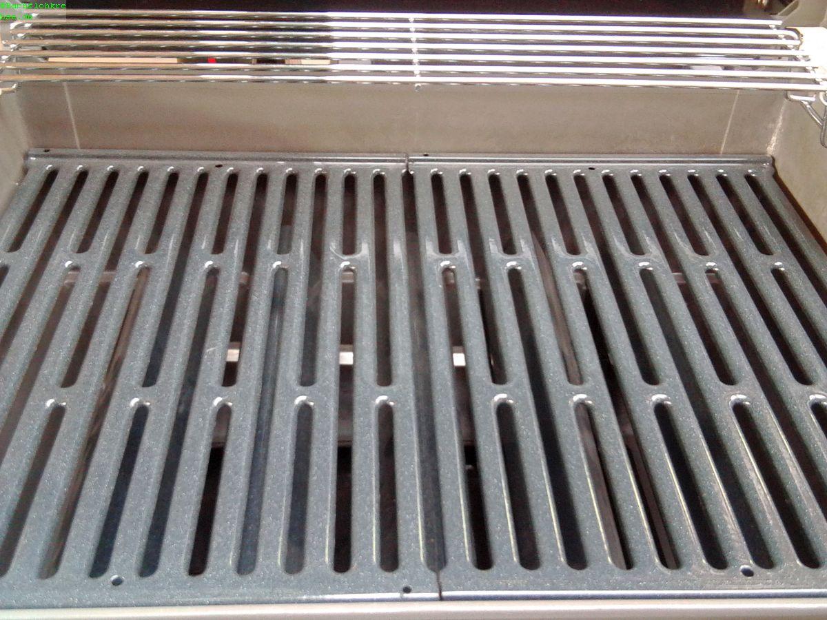 Enders Gasgrill Kansas Pro 3 Sik Turbo Test : Grillflaeche weber e gasgrill check