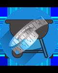 Icon Grill Maße