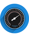 Icon Grillthermometer
