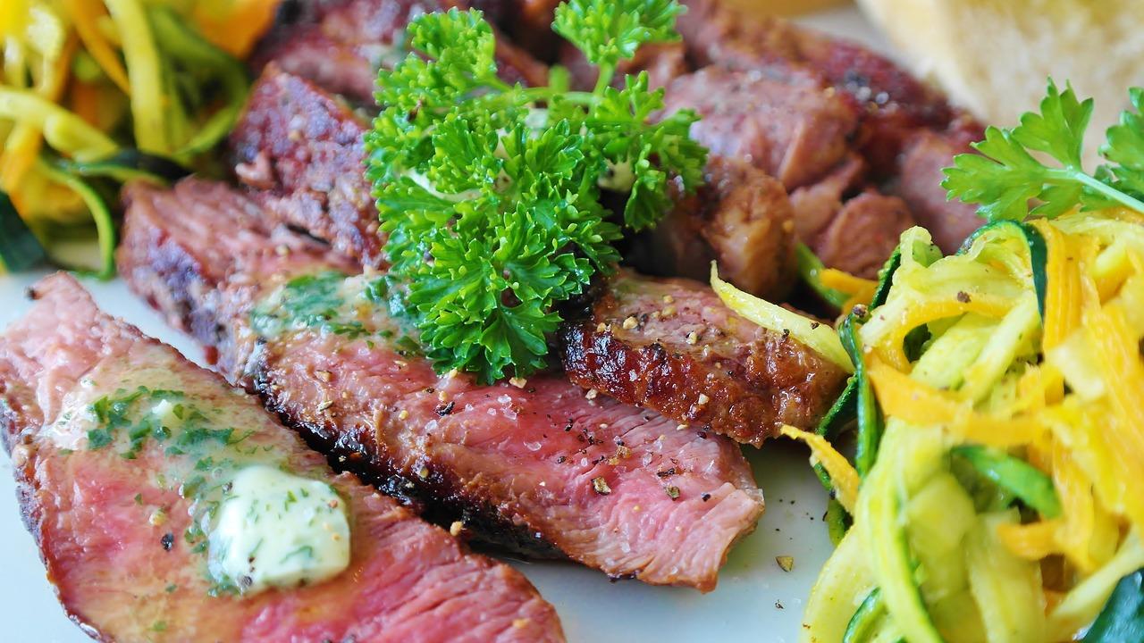Steaks vom Grill