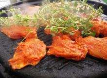 Fleisch wird anders mariniert wie Fisch