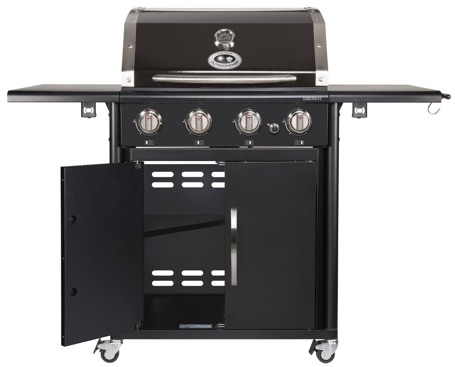 enders monroe 3 s turbo gasgrill 83606 im test. Black Bedroom Furniture Sets. Home Design Ideas