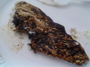 Putenbrust vom Grill
