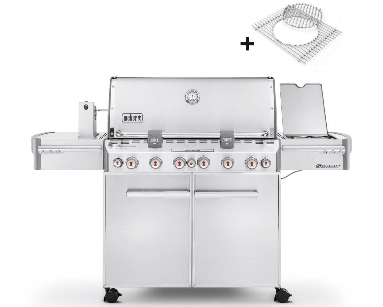 Weber Elektrogrill Empfehlung : Weber grill im test gasgrill und holzkohle grills im check